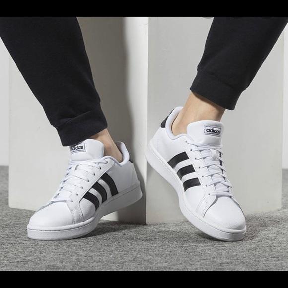 adidas Shoes   Mens Adidas Grand Court